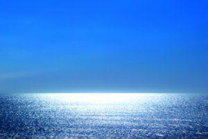 青空の風景