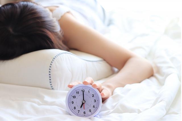 必要な睡眠時間には個体差がある!!