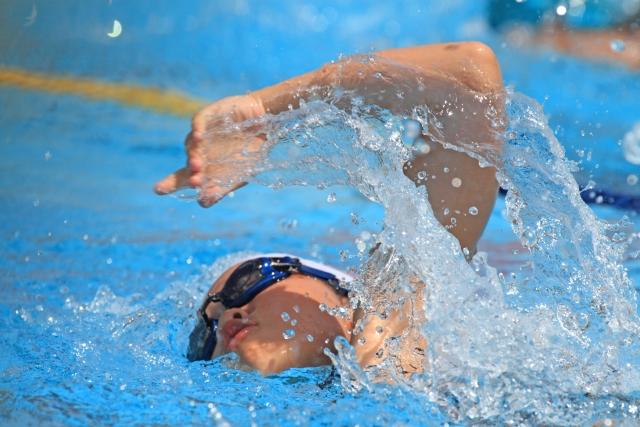 勝ち色って知っていますか!?色が水泳に与える影響!!